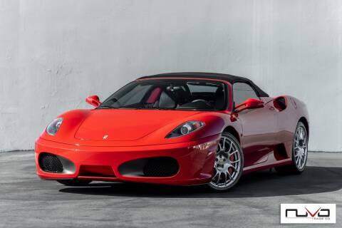 2008 Ferrari F430 Spider for sale at Nuvo Trade in Newport Beach CA