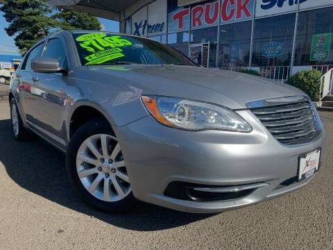 2013 Chrysler 200 for sale at Xtreme Truck Sales in Woodburn OR