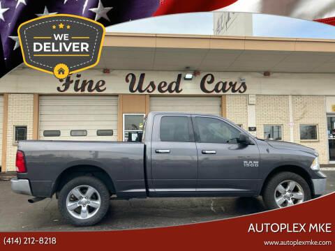 2014 RAM Ram Pickup 1500 for sale at Autoplex 2 in Milwaukee WI