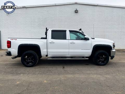 2017 Chevrolet Silverado 1500 for sale at Smart Chevrolet in Madison NC