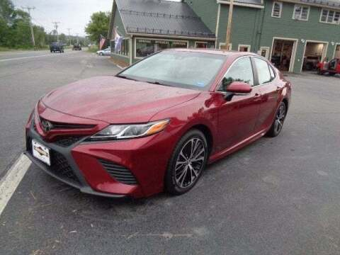 2018 Toyota Camry for sale at SCHURMAN MOTOR COMPANY in Lancaster NH