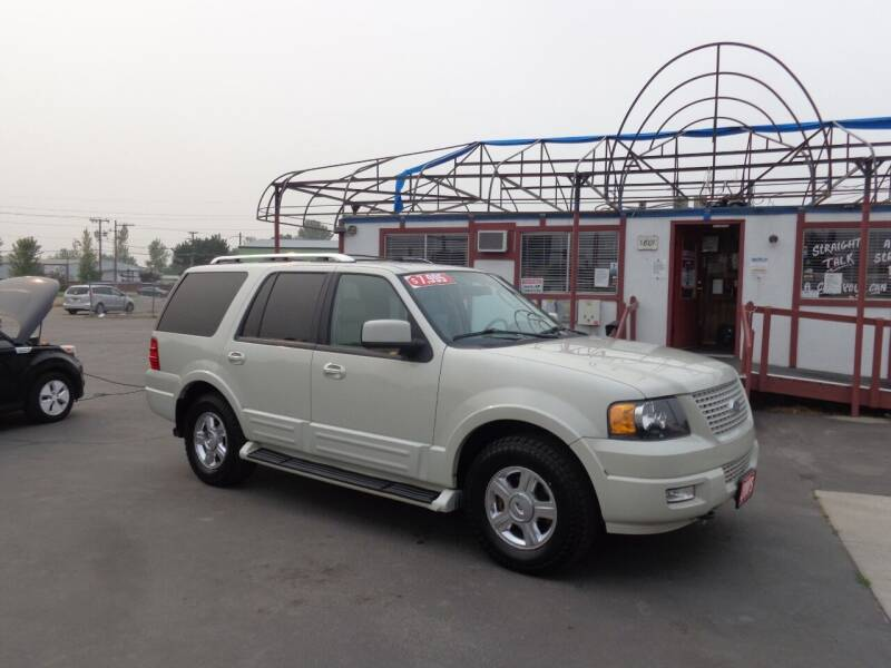2006 Ford Expedition for sale at Jim's Cars by Priced-Rite Auto Sales in Missoula MT
