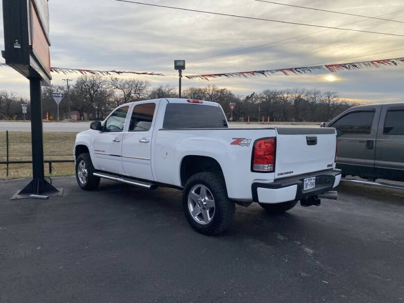 2011 GMC Sierra 2500HD for sale at Bam Auto Sales in Azle TX