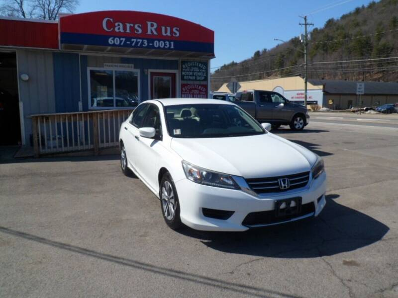 2015 Honda Accord for sale at Cars R Us in Binghamton NY