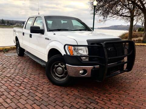 2011 Ford F-150 for sale at PUTNAM AUTO SALES INC in Marietta OH