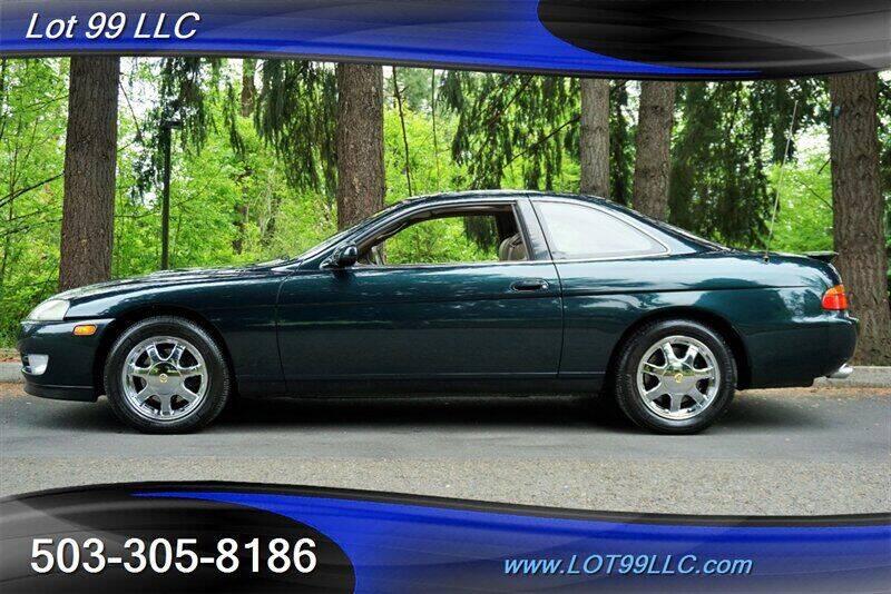 1994 Lexus SC 400 for sale in Milwaukie, OR