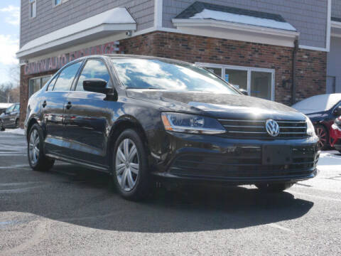 2017 Volkswagen Jetta for sale at Canton Auto Exchange in Canton CT
