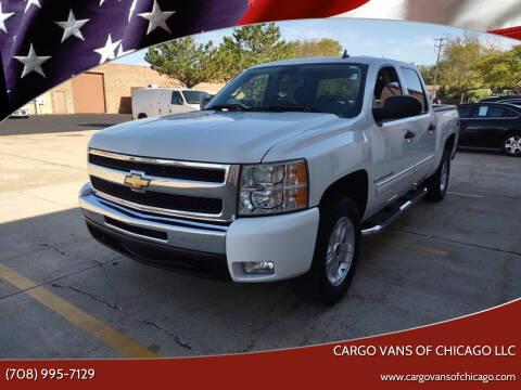 2009 Chevrolet Silverado 1500 for sale at Cargo Vans of Chicago LLC in Mokena IL