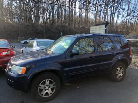2004 Ford Escape for sale at 22nd ST Motors in Quakertown PA