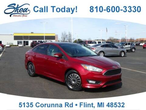 2015 Ford Focus for sale at Jamie Sells Cars 810 - Linden Location in Flint MI