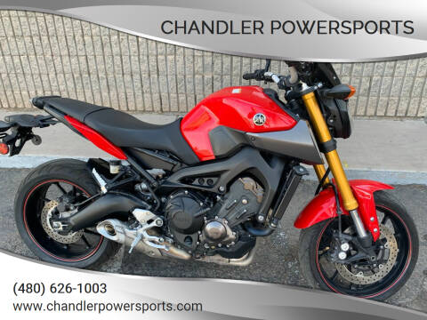 2014 Yamaha FZ-09 for sale at Chandler Powersports in Chandler AZ