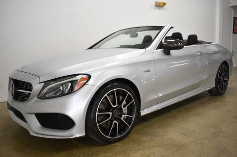 2018 Mercedes-Benz C-Class for sale at Thoroughbred Motors in Wellington FL