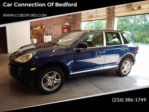 2009 Porsche Cayenne for sale at Car Connection of Bedford in Bedford OH