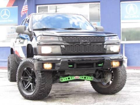2007 Chevrolet Colorado for sale at VIP AUTO ENTERPRISE INC. in Orlando FL