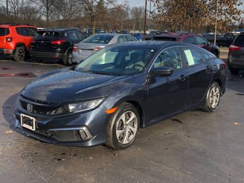 2019 Honda Civic for sale at BATTENKILL MOTORS in Greenwich NY