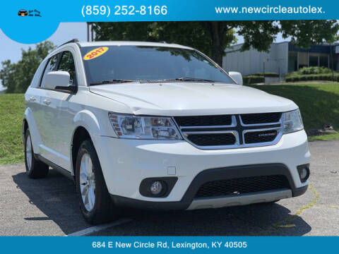2017 Dodge Journey for sale at New Circle Auto Sales LLC in Lexington KY