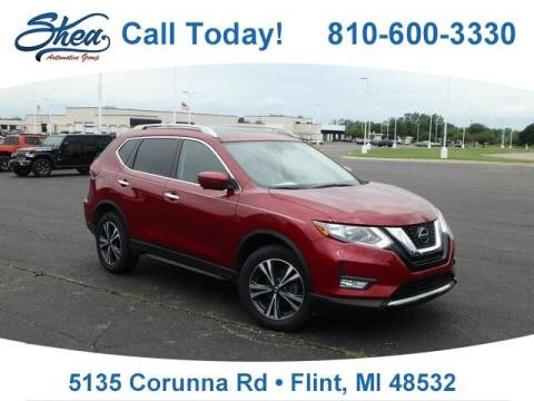 2020 Nissan Rogue for sale at Erick's Used Car Factory in Flint MI