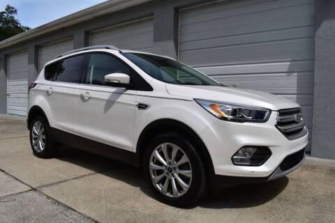 2018 Ford Escape for sale at Advantage Auto Group Inc. in Daytona Beach FL