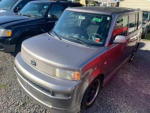 2004 Scion xB for sale at Trocci's Auto Sales in West Pittsburg PA