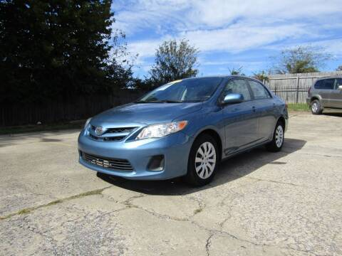 2012 Toyota Corolla for sale at A & A IMPORTS OF TN in Madison TN