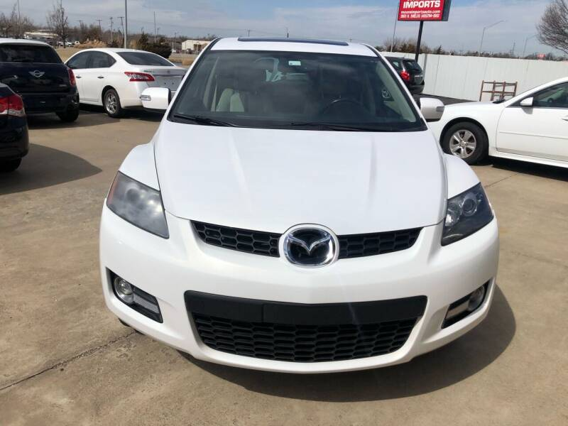 2009 Mazda CX-7 for sale at Moore Imports Auto in Moore OK