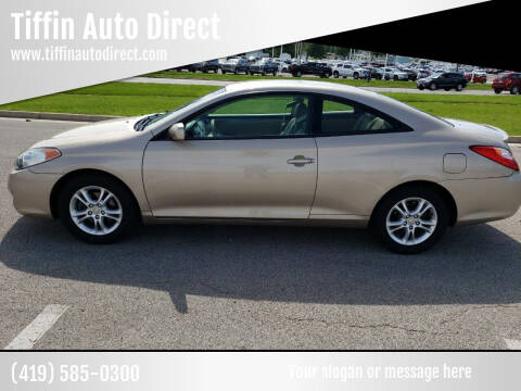 2006 Toyota Camry Solara for sale at Tiffin Auto Direct in Republic OH