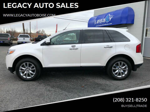 2011 Ford Edge for sale at LEGACY AUTO SALES in Boise ID