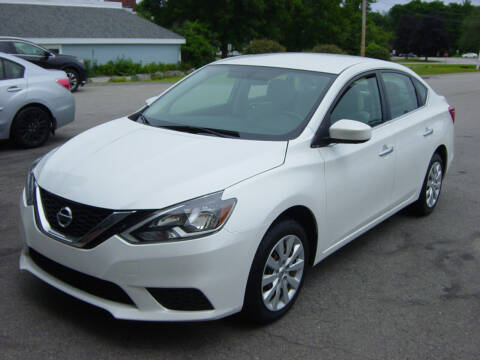 2017 Nissan Sentra for sale at North South Motorcars in Seabrook NH