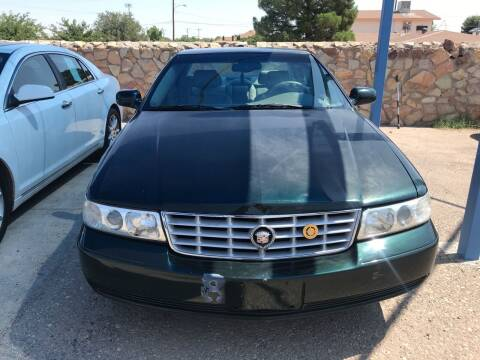 1999 Cadillac Seville for sale at Autos Montes in Socorro TX