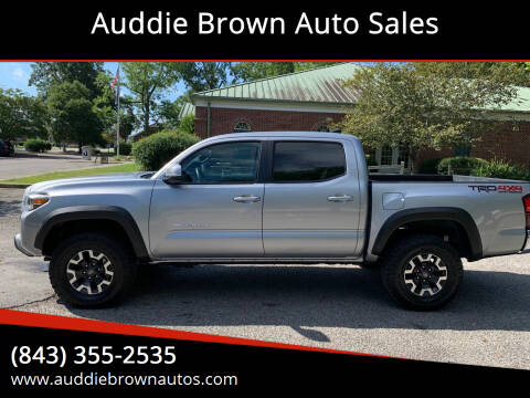 2018 Toyota Tacoma for sale at Auddie Brown Auto Sales in Kingstree SC