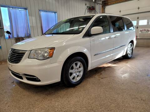 2011 Chrysler Town and Country for sale at Sand's Auto Sales in Cambridge MN
