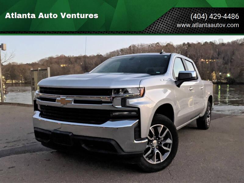 2020 Chevrolet Silverado 1500 for sale at Atlanta Auto Ventures in Roswell GA