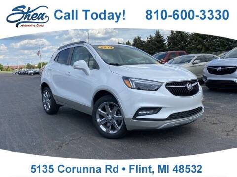 2019 Buick Encore for sale at Jamie Sells Cars 810 - Linden Location in Flint MI