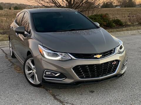 2017 Chevrolet Cruze for sale at Big O Auto LLC in Omaha NE