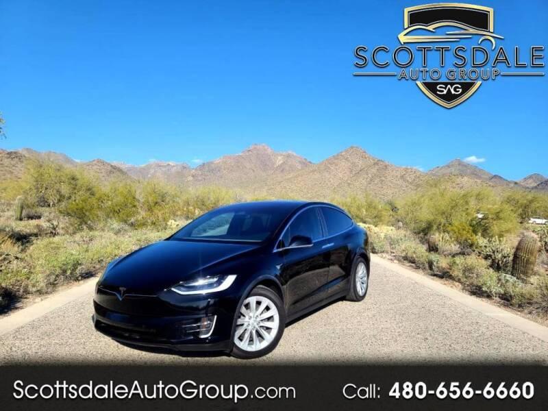 2018 Tesla Model X for sale in Scottsdale, AZ