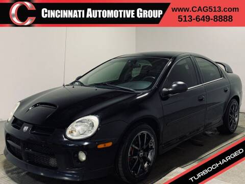 2005 Dodge Neon SRT-4 for sale at Cincinnati Automotive Group in Lebanon OH