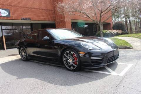 2016 Porsche Panamera for sale at Team One Motorcars, LLC in Marietta GA