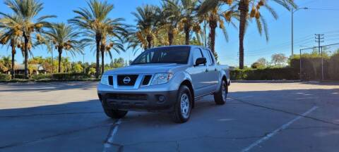 2011 Nissan Frontier for sale at Alltech Auto Sales in Covina CA
