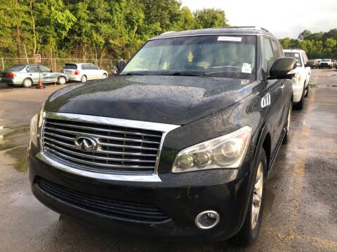 2011 Infiniti QX56 for sale at GP Auto Connection Group in Haines City FL