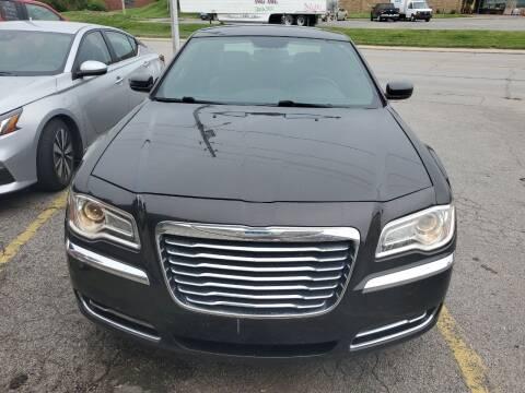 2013 Chrysler 300 for sale at Straightforward Auto Sales in Omaha NE
