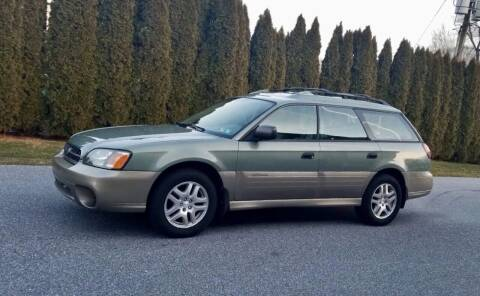 2004 Subaru Outback for sale at Kingdom Autohaus LLC in Landisville PA