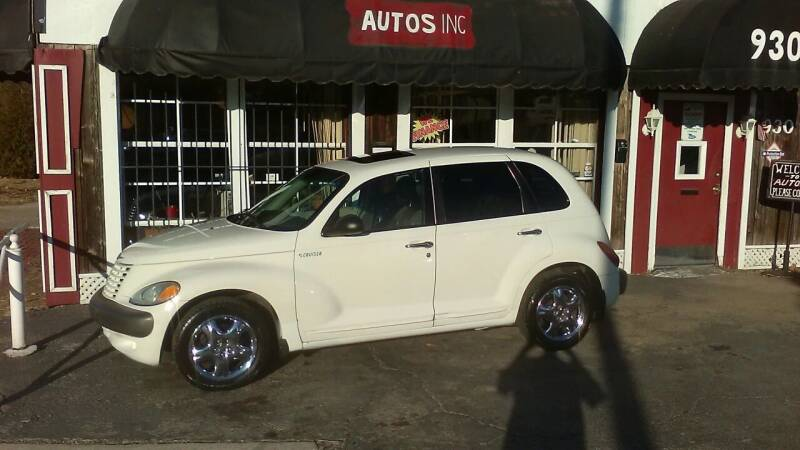 2001 Chrysler PT Cruiser for sale at Autos Inc in Topeka KS