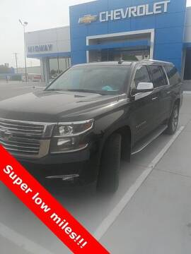 2017 Chevrolet Suburban for sale at Midway Auto Outlet in Kearney NE