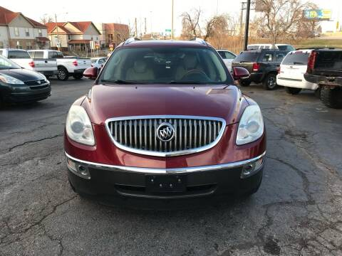 2008 Buick Enclave for sale at E H Motors LLC in Milwaukee WI