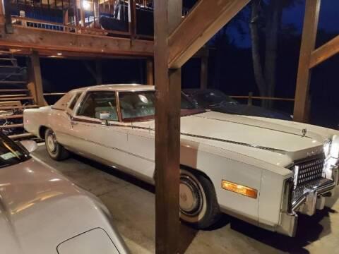 1978 Cadillac Eldorado for sale at Classic Car Deals in Cadillac MI