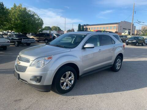 2012 Chevrolet Equinox for sale at Fairview Motors in West Allis WI