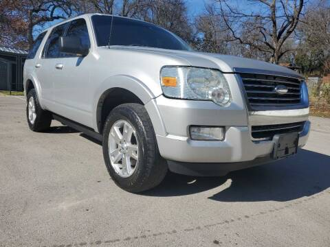 2010 Ford Explorer for sale at Thornhill Motor Company in Lake Worth TX