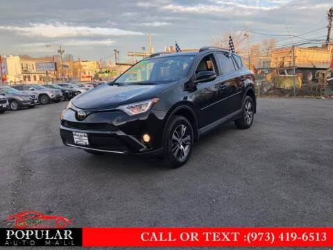 2018 Toyota RAV4 for sale at Popular Auto Mall Inc in Newark NJ