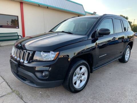 2017 Jeep Compass for sale at Car Now in Dallas TX