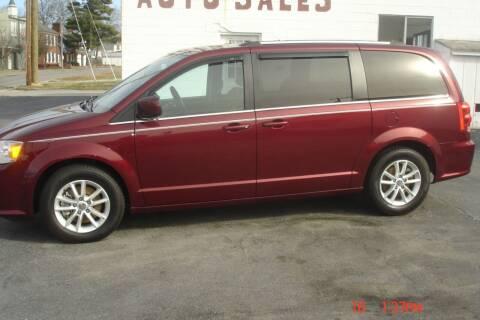 2018 Dodge Grand Caravan for sale at Weston's Auto Sales, Inc in Crewe VA